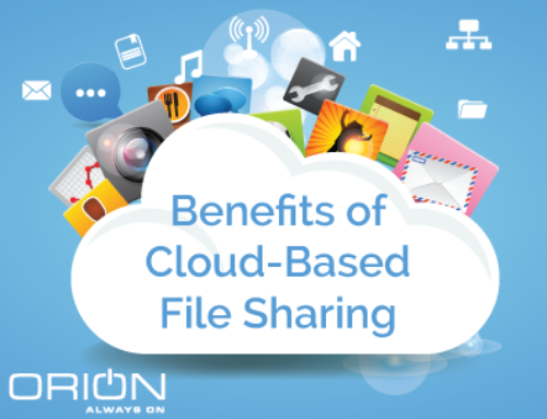 Benefits of Cloud-Based File Sharing