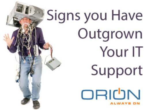 Signs You Have Outgrown Your IT Support
