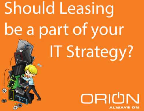 Should Leasing be a Part of your IT Strategy