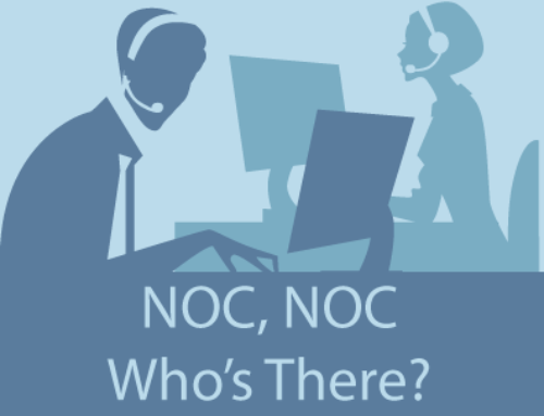 NOC NOC, Who's There?