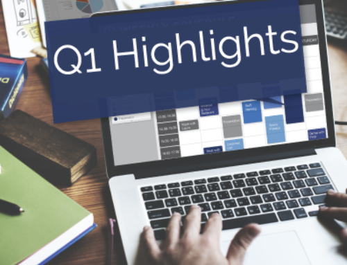 Highlights from Inside Orion in Q1 2016