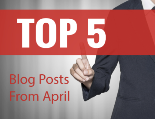 Top Blog Posts From April