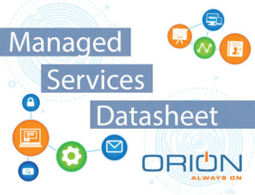 Managed Services Data Sheet